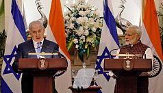 Netanyahu disappointed by India's Jerusalem...