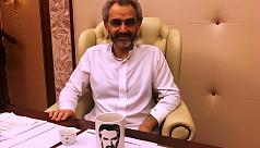 Saudi billionaire Alwaleed forgives...