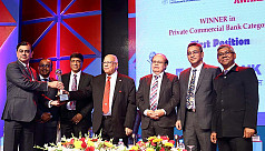 Brac Bank wins ICMAB Best Corporate Award 2016