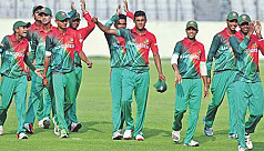 Bangladesh U19s suffer yet another warm-up...