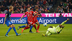 Bayern overcome dreadful start to hit...
