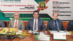 Pubali Bank Ltd holds first managers'...