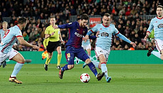 Messi double helps Barca reach King's...
