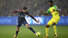 PSG extend Ligue 1 lead with 1-0 win...