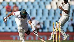 India ruin South Africa progress with...
