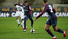 Neymar strikes as PSG reach League Cup...
