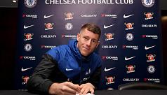 Chelsea recruit Barkley from...
