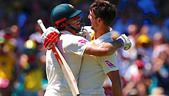 Australia close on victory as Marsh...
