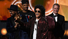 Grammy Awards TV audience plunges, political digs a turn-off for some