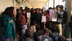 DU students give authorities 48 hours...