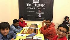 Fide Master Fahad continues unbeaten...