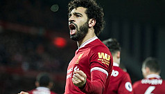 Salah wins African Player of the Year...