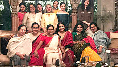 Jaya throws all-girl party to celebrate...