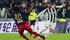 Unconvincing Juve keep up the pressure...
