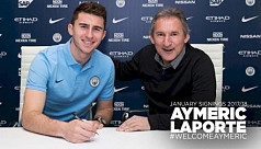 City sign Laporte for club-record...