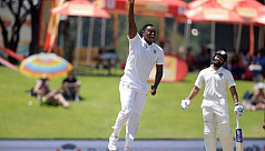 Debutant Ngidi bowls South Africa to...