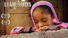 Screening of 'Lyari Notes' at...