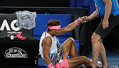 Injured Nadal retires on day of Aussie...