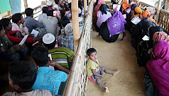 Tensions mount in Rohingya camps ahead...