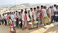 Over 1 million Rohingya registered in...