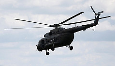 Colombian army helicopter crash kills...