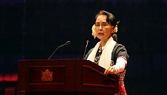 Suu Kyi: Myanmar army's admission of...