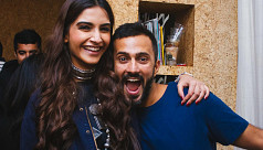 Sonam and Anand tying the knot?
