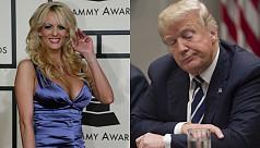 Porn star Stormy Daniels sues Trump...
