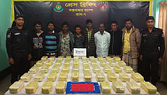 Eight held with 500,000 Yaba pills in...