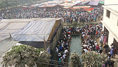 1st phase of Biswa Ijtema begins without...