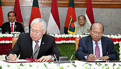 Dhaka, Jakarta sign deals to boost trade,...