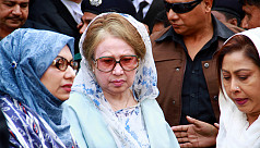Khaleda to sit with 20-party leaders...