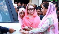 16 cases against Khaleda Zia shifted to Bakshibazar special court