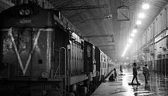 Haunted trains and railway stations...