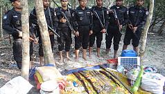 3 bandits killed in Sundarbans...
