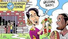 Rohingya repatriation: Physical arrangement...