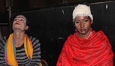 Hijras clash with villagers in Thakurgaon,...