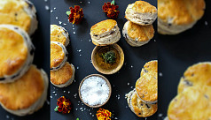 Sweet and savoury scones