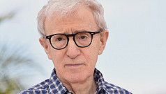 Woody Allen's next on the 'Time's Up'...