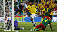 Colombia centre-back Mina joins...