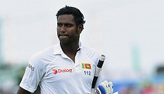 Mathews ruled out of Chittagong...