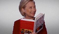 Hillary Clinton surprises with Grammy...