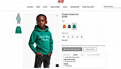 'Coolest monkey in the jungle': H&M...