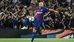 Mascherano to leave Barcelona, linked...