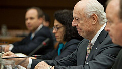 Syria opposition to boycott Russian...