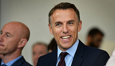 Phil Neville appointed England women's...