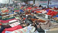 Ebtedayee teachers call off hunger strike on government assurance