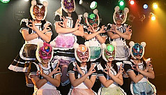 Japan's 'Virtual Currency Girls' debut...