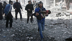 Nearly 200 dead in Syria enclave as...