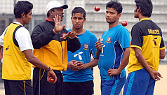 Champaka named interim Tigers bowling...